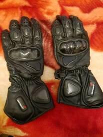 TomTom Motorbike gloves