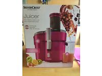 Juicer only used one time