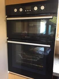 Hotpoint BD52/2 Double Oven