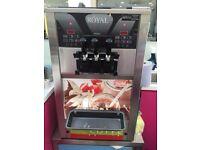 Soft ice cream machine Royal