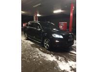 Audi q7 3.0 Sline. 7 seats