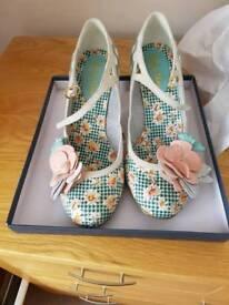 Ruby shoo shoes 'Dee' size 6
