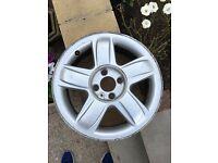 Renault Clio Dynamique Alloy Wheel
