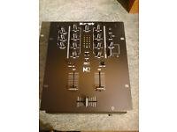 Numark M2 Professional DJ Mixer