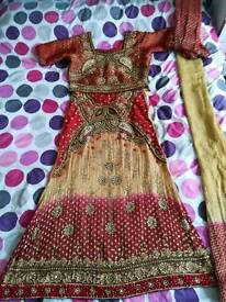 Asian wear Lengha