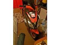 50cc Viper moped