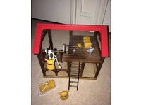 Sylvanian Families Highfields Barn. Excellent condition
