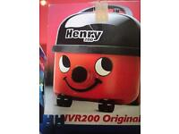 Henry Vacuum Cleaner - New