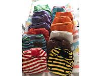 Totsbots Bamboozle stretch size 2 reusable cloth nappy