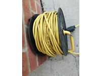 Electric cable off heavy duty extension