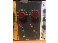 AML ex1081 500 Series Preamp (PAIR)