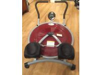 Ab Circle Pro exercise machine for sale. Brand new condition. Great way to keep fit. RRP £90