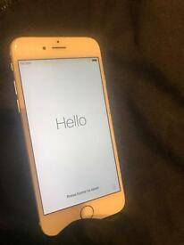 Apple iPhone 6 silver and white - unlocked