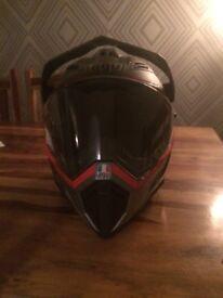 AGV Helmet.