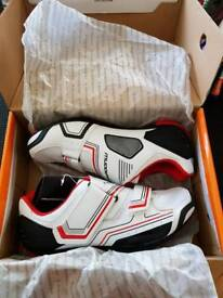 Muddyfox cycling shoes (unused)