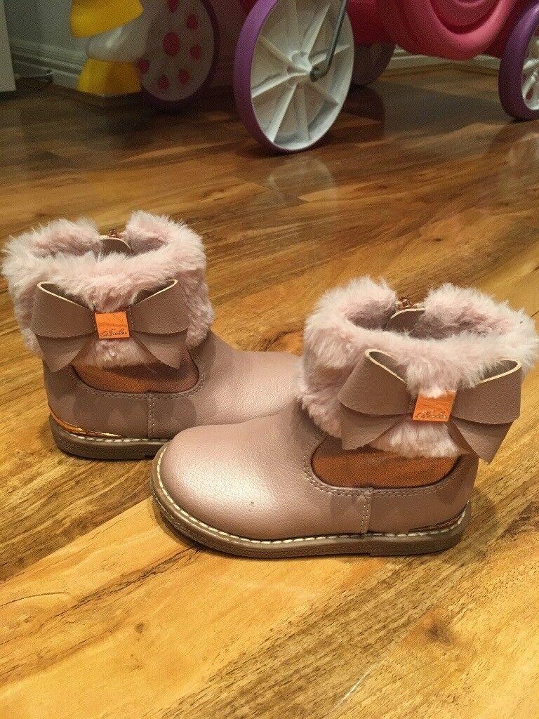 d1bf51e18 Girls pink ted baker boots | in Coatbridge, North Lanarkshire | Gumtree