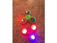 Light up Hand Spinners