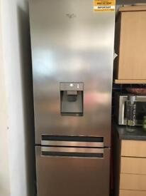 Whirlpool fridgefreezer