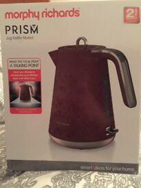 Morphe Richards Prism Kettle