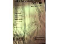 NORDITRACK CXT 950 CROSS TRAINER - EXCELLENT CONDITION