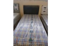 Brand New Myer Adams Oxford Single Bed with Mattress