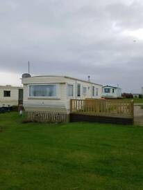 Caravan for sale on private site between filey and scarborough