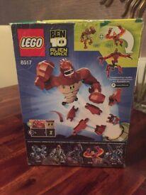 Lego Ben Humungomsaur