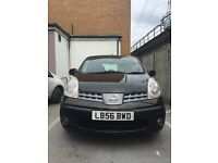 Nissan Note AUTOMATIC - 56 LADY DRIVEN 74000 MILES / LOCATION EALING LONDON