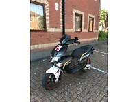 2010 (60) GILERA RUNNER SP50 BLACK MOPED