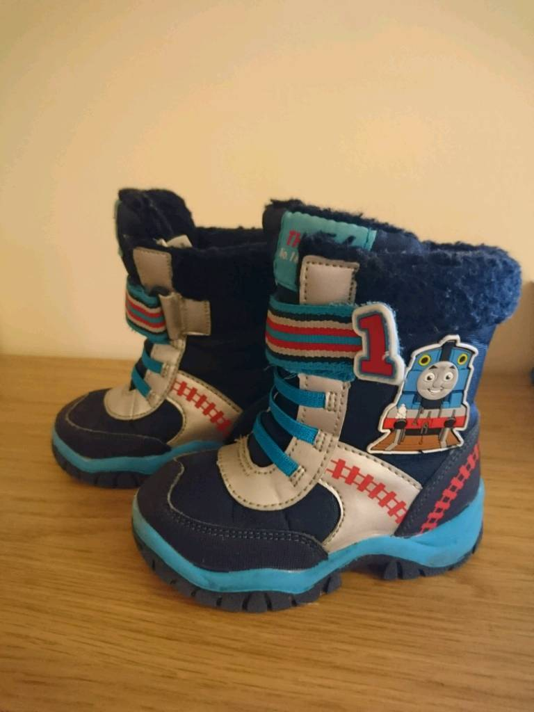 Mother care boys boots