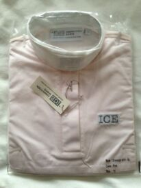 Equestrian short sleeved competition shirts