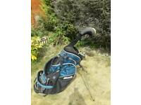 Mizuno twister Stand bag titleist irons driver