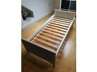 Ikea sultan lade Single kids bed - Good condition, No Mattress
