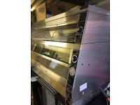 Chicken warmer cabinets hcw5