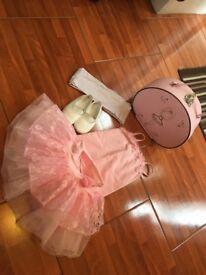 Swish of the curtain baby Ballet kit