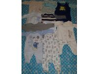 Baby grows/sleep suits