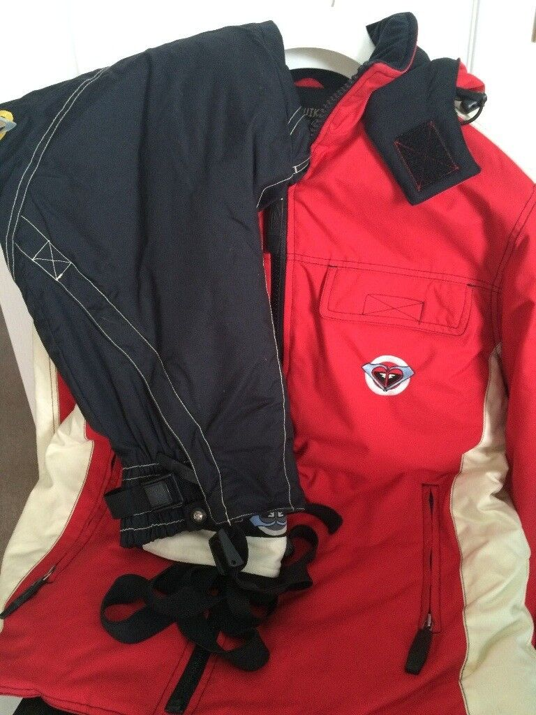 Womens / Girls Quiksilver Snowboarding or Ski Jacket and Trousers