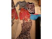 SIZE 12 SELECTION OF LADIES CLOTHES VARIOUS ITEMS