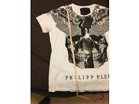 Genuine Phillip plein special TShirt new with tags