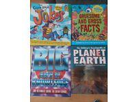 Kids Hardback Books