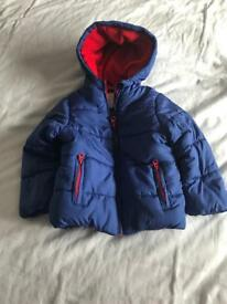 Boys size 12-18 month jackets