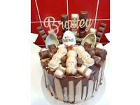 Birthday, Wedding, Celebration Cakes and Cupcakes