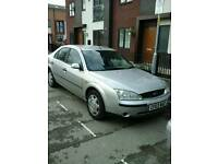 Swap ford mondeo lx 1798cc petrol manual
