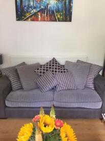 Lovely large couches - reduced to clear