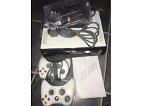 Xbox 360, 2 Controllers & 17 Games