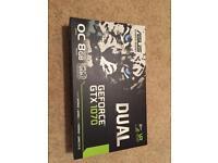 Asus Geforce NVIDIA GTX 1070