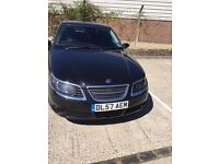 HOT CAKE Saab 9-5 airflow Automatic. A much loved car in a very good solid condition MOT JULY 2017