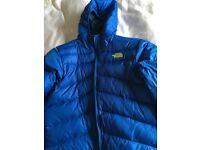 Teenage boys / small ladies reversible North Face jacket