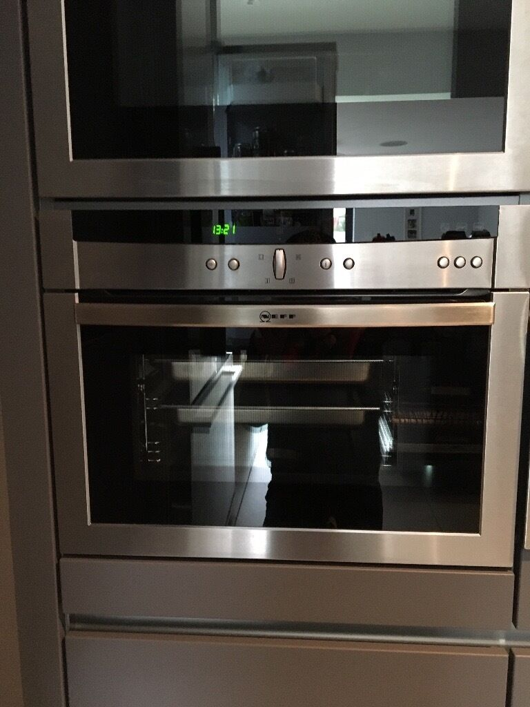 Neff Integrated Steam Oven In Richmond London Gumtree