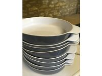 Lovely grey IKEA serving dishes / serving ware